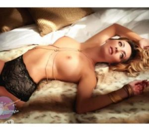 Imanne hairy escorts Dublin