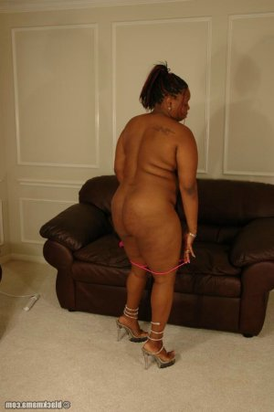 Françoise-marie ebony escorts in Colesville, MD